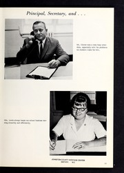 Page 15, 1969 Edition, Corinth Holders High School - Corinthian Yearbook (Zebulon, NC) online yearbook collection