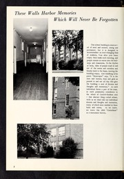 Page 6, 1969 Edition, Corinth Holders High School - Corinthian Yearbook (Zebulon, NC) online yearbook collection