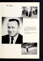 Page 7, 1969 Edition, Corinth Holders High School - Corinthian Yearbook (Zebulon, NC) online yearbook collection