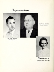 Page 10, 1957 Edition, Fremont High School - Grego Yearbook (Fremont, NC) online yearbook collection