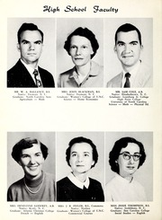 Page 12, 1957 Edition, Fremont High School - Grego Yearbook (Fremont, NC) online yearbook collection