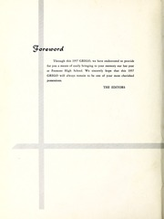 Page 6, 1957 Edition, Fremont High School - Grego Yearbook (Fremont, NC) online yearbook collection