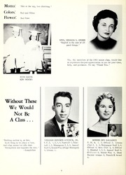Page 10, 1961 Edition, Fremont High School - Grego Yearbook (Fremont, NC) online yearbook collection