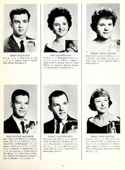 Page 11, 1961 Edition, Fremont High School - Grego Yearbook (Fremont, NC) online yearbook collection