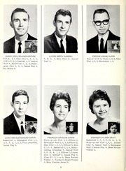 Page 12, 1961 Edition, Fremont High School - Grego Yearbook (Fremont, NC) online yearbook collection
