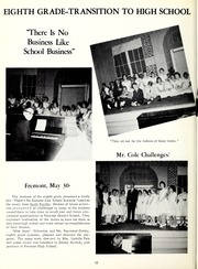 Page 16, 1961 Edition, Fremont High School - Grego Yearbook (Fremont, NC) online yearbook collection