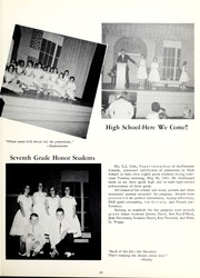 Page 17, 1961 Edition, Fremont High School - Grego Yearbook (Fremont, NC) online yearbook collection