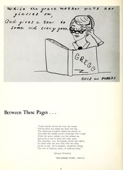 Page 6, 1961 Edition, Fremont High School - Grego Yearbook (Fremont, NC) online yearbook collection