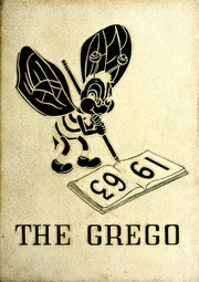 Page 1, 1963 Edition, Fremont High School - Grego Yearbook (Fremont, NC) online yearbook collection