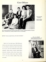 Page 12, 1963 Edition, Fremont High School - Grego Yearbook (Fremont, NC) online yearbook collection