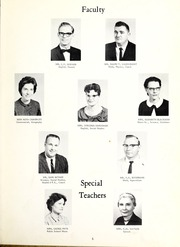 Page 9, 1963 Edition, Fremont High School - Grego Yearbook (Fremont, NC) online yearbook collection
