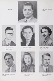 Page 12, 1952 Edition, Bethel High School - Key Yearbook (Bethel, NC) online yearbook collection