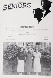 Page 16, 1952 Edition, Bethel High School - Key Yearbook (Bethel, NC) online yearbook collection