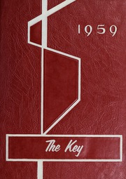 Page 1, 1959 Edition, Bethel High School - Key Yearbook (Bethel, NC) online yearbook collection