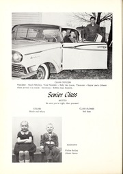 Page 12, 1960 Edition, Lee Woodard High School - Panthers Paw Yearbook (Black Creek, NC) online yearbook collection
