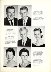 Page 13, 1960 Edition, Lee Woodard High School - Panthers Paw Yearbook (Black Creek, NC) online yearbook collection