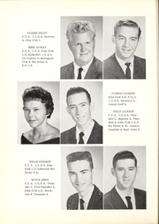 Page 14, 1960 Edition, Lee Woodard High School - Panthers Paw Yearbook (Black Creek, NC) online yearbook collection