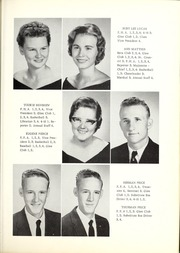Page 15, 1960 Edition, Lee Woodard High School - Panthers Paw Yearbook (Black Creek, NC) online yearbook collection