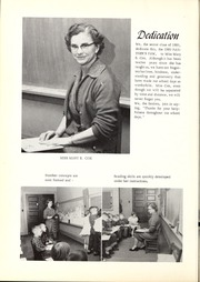 Page 6, 1960 Edition, Lee Woodard High School - Panthers Paw Yearbook (Black Creek, NC) online yearbook collection