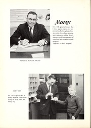 Page 8, 1960 Edition, Lee Woodard High School - Panthers Paw Yearbook (Black Creek, NC) online yearbook collection