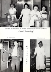Page 12, 1963 Edition, Lee Woodard High School - Panthers Paw Yearbook (Black Creek, NC) online yearbook collection
