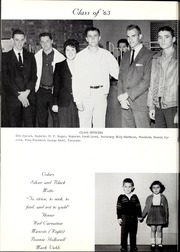 Page 14, 1963 Edition, Lee Woodard High School - Panthers Paw Yearbook (Black Creek, NC) online yearbook collection