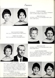 Page 16, 1963 Edition, Lee Woodard High School - Panthers Paw Yearbook (Black Creek, NC) online yearbook collection