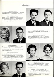 Page 17, 1963 Edition, Lee Woodard High School - Panthers Paw Yearbook (Black Creek, NC) online yearbook collection