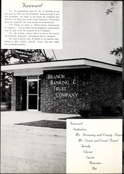 Page 6, 1963 Edition, Lee Woodard High School - Panthers Paw Yearbook (Black Creek, NC) online yearbook collection