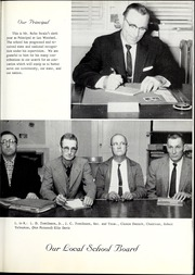 Page 9, 1963 Edition, Lee Woodard High School - Panthers Paw Yearbook (Black Creek, NC) online yearbook collection