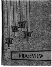 1961 Edition, Ridgeview High School - Panther Yearbook (Hickory, NC)