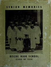 Page 1, 1950 Edition, Biscoe High School - Yearbook (Biscoe, NC) online yearbook collection
