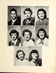 Page 7, 1950 Edition, Biscoe High School - Yearbook (Biscoe, NC) online yearbook collection