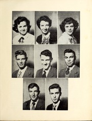 Page 9, 1950 Edition, Biscoe High School - Yearbook (Biscoe, NC) online yearbook collection