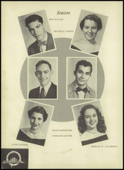 Page 16, 1953 Edition, Lowell High School - Lion Yearbook (Lowell, NC) online yearbook collection