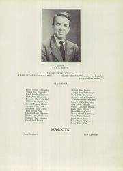 Page 11, 1951 Edition, Stony Point High School - Stopohi Yearbook (Stony Point, NC) online yearbook collection