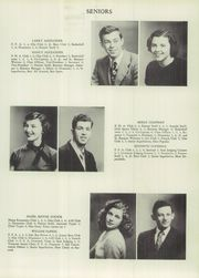 Page 13, 1951 Edition, Stony Point High School - Stopohi Yearbook (Stony Point, NC) online yearbook collection