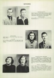 Page 14, 1951 Edition, Stony Point High School - Stopohi Yearbook (Stony Point, NC) online yearbook collection