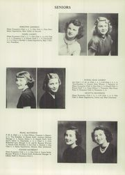 Page 15, 1951 Edition, Stony Point High School - Stopohi Yearbook (Stony Point, NC) online yearbook collection
