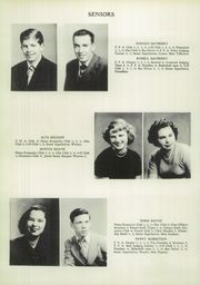 Page 16, 1951 Edition, Stony Point High School - Stopohi Yearbook (Stony Point, NC) online yearbook collection