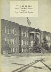 Page 5, 1951 Edition, Stony Point High School - Stopohi Yearbook (Stony Point, NC) online yearbook collection