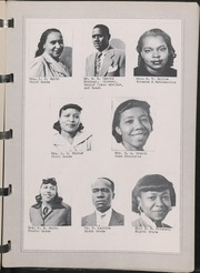 Page 6, 1950 Edition, Central High School - Panther Yearbook (Goldsboro, NC) online yearbook collection