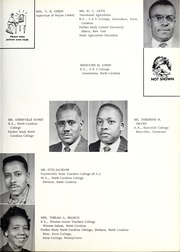Page 13, 1960 Edition, Central High School - Panther Yearbook (Goldsboro, NC) online yearbook collection