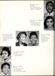 Page 14, 1960 Edition, Central High School - Panther Yearbook (Goldsboro, NC) online yearbook collection