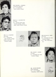 Page 16, 1960 Edition, Central High School - Panther Yearbook (Goldsboro, NC) online yearbook collection