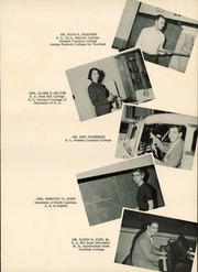 Page 11, 1955 Edition, Valley Springs High School - Skylark Yearbook (Asheville, NC) online yearbook collection