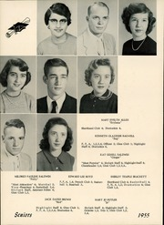 Page 14, 1955 Edition, Valley Springs High School - Skylark Yearbook (Asheville, NC) online yearbook collection