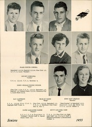 Page 15, 1955 Edition, Valley Springs High School - Skylark Yearbook (Asheville, NC) online yearbook collection