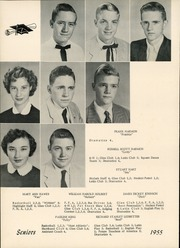 Page 16, 1955 Edition, Valley Springs High School - Skylark Yearbook (Asheville, NC) online yearbook collection