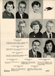 Page 17, 1955 Edition, Valley Springs High School - Skylark Yearbook (Asheville, NC) online yearbook collection